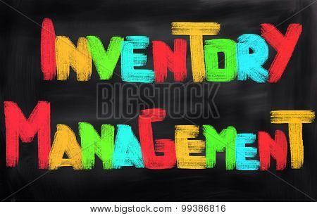 Inventory Management Concept