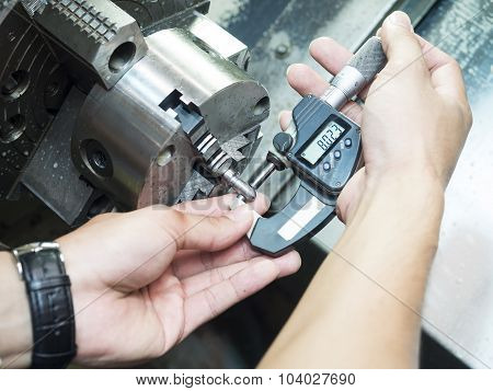 Inspection Machining Parts