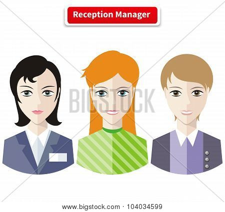 Reception Manager