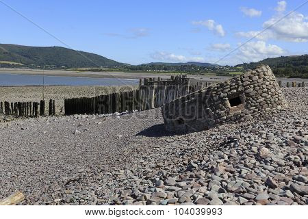 Porlock Weir Wartime Bunker