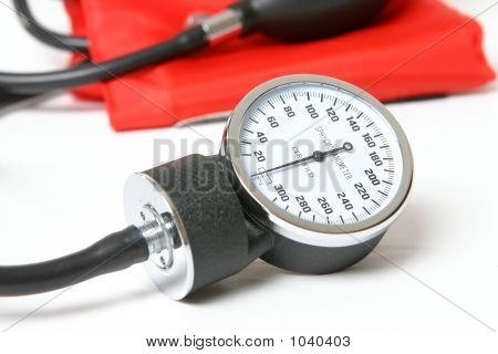 Blood Pressure Instrument