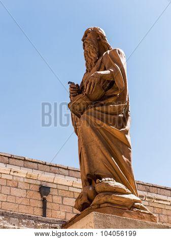 The City Of Bethlehem. The Church Of The Nativity Of Jesus Christ.