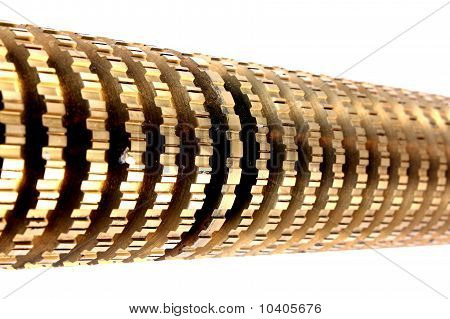 Broach Grooves