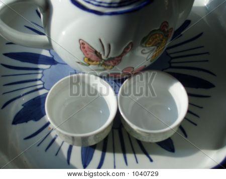 Porcelain Dish