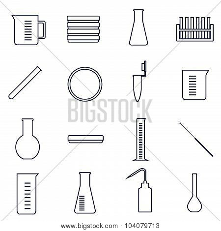 Microbiology Icons