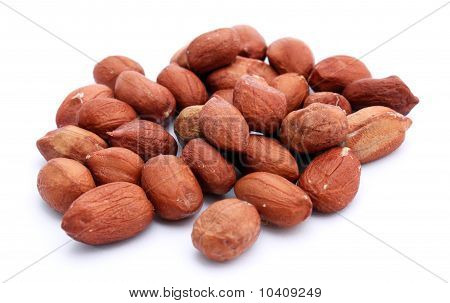 Peanuts Not Cleaned