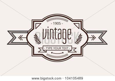 Vintage old style logo icon template. Letter H logo. Royal hotel, Premium boutique, Fashion logo, Education logo, Shield logo, VIP logo. School University logo, Premium quality logo brand, Lawyer logo