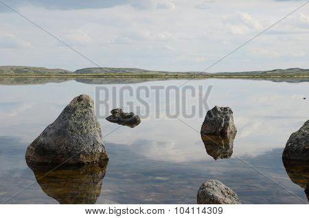 Arctic Lake
