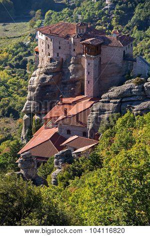 Meteora, Holy Monastery of Rousanou St. Barbara