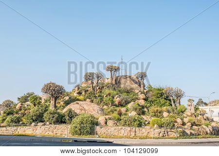 Klipkoppie In Springbok