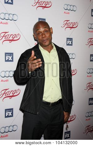 LOS ANGELES - OCT 7:  Bokeem Woodbine at the