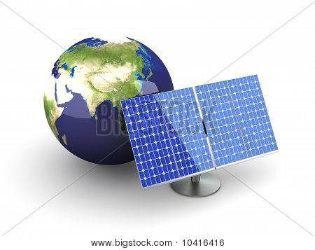 Alternative Energy - Asia.