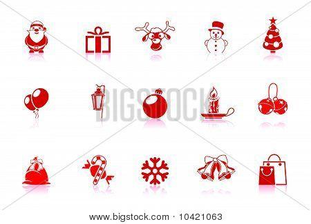 Christmas Icons - Piccolo Series