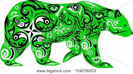 bear green