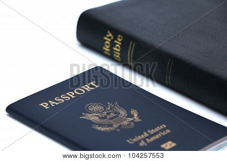 Passport And Bible