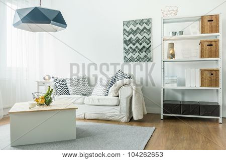Small Comfortable Room