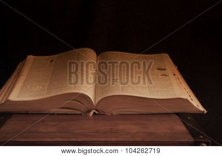 Old Aged Book
