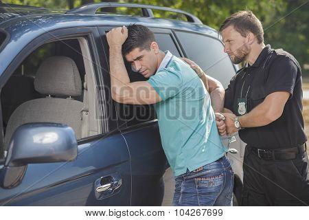 Arresting The Man