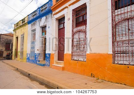 Camaguey, Cuba - Old Town Listed On Unesco World Heritage