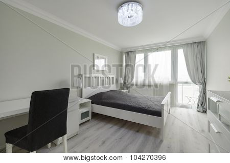 Exclusive And Small Flat