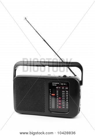Black Old Radio