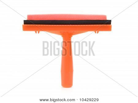 Window Washing Brush
