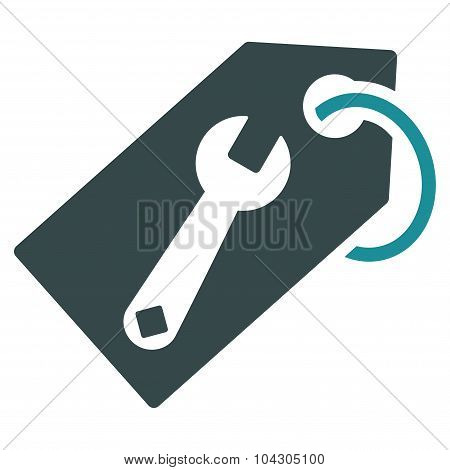 Repair Tag Icon