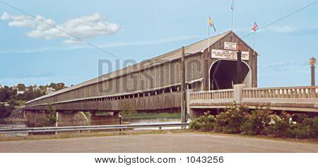 Hartland Bridgea