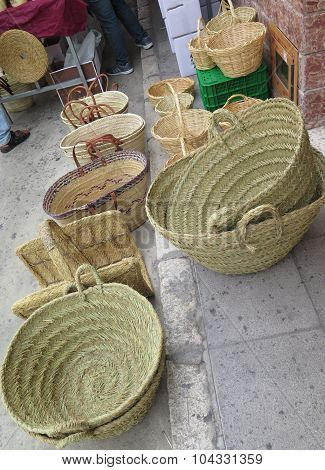 Baskets And Mats
