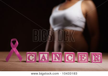 Breast Cancer Cause Concept