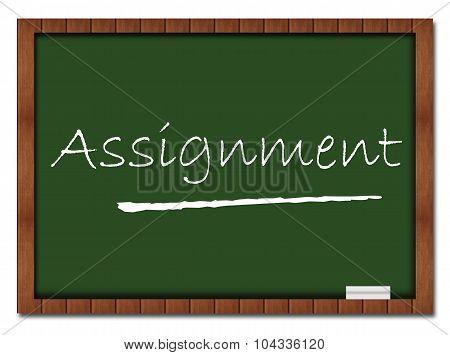 Assignment Classroom Board