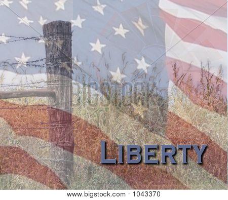 The American Spirit Of Liberty