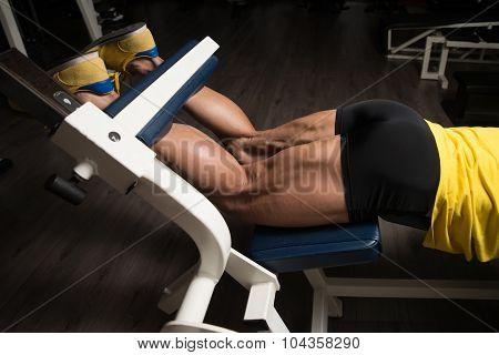 Exercise For Legs Hamstrings