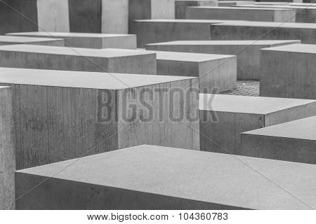 Holocaust - Mahnmal in Berlin