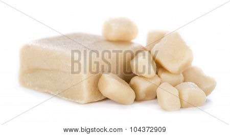 Marzipan (isolated On White)