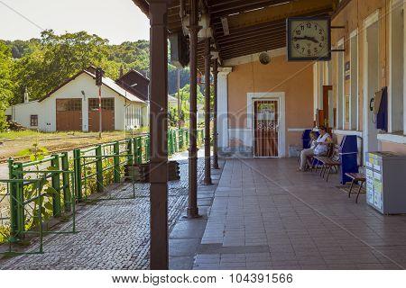 Railway station Kutna Hora mesto
