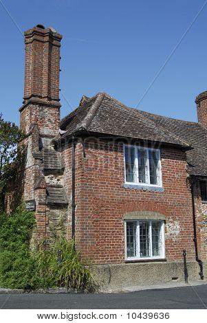 Brick House. Shere. Surrey. UK.