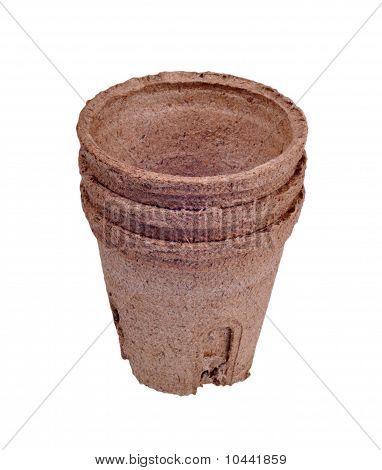 Peat Pot For Seedlings