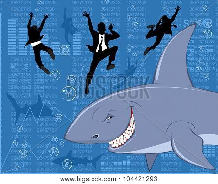 Big Business Shark