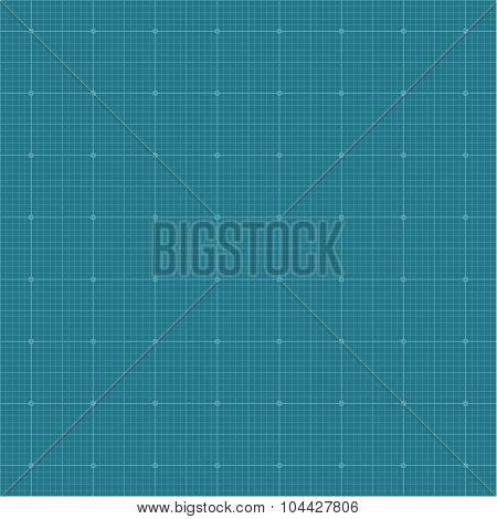 Graph Paper Grid Pattern