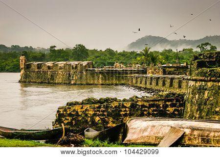 Ft. Lorenzo Panama Canal