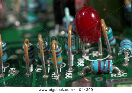 Coloured Electronics