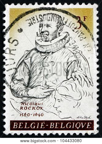 Postage Stamp Belgium 1961 Nicolaus Rockox, Mayor Of Antwerp