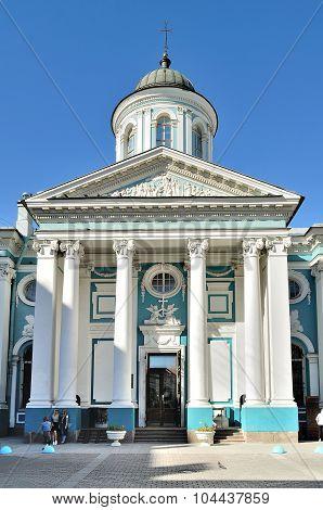 Armenian Apostolic Orthodox Church Of St. Catherine In Saint-petersburg, Russia