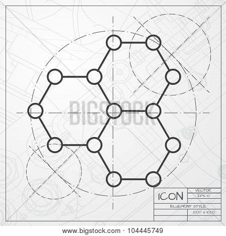 Graphene icon