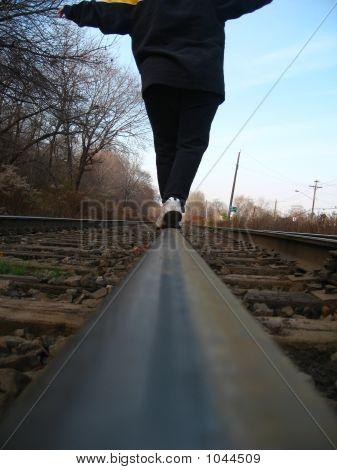 Walking The Tracks 2