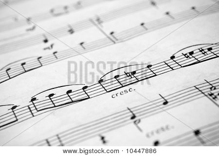 Misic Sheets