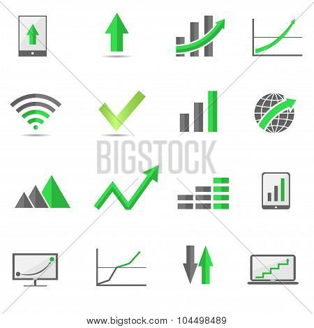 Growth symbols