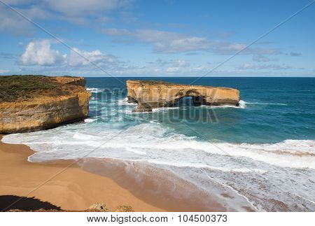 London Arch, Port Campbell National Park, Victoria, Australia