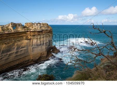 The Razorback, Great Ocean Road, Southern Victoria, Australia